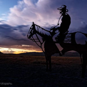 Stormy Cowboy